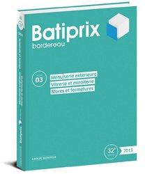 Souvent acheté avec Batiprix 2015 Volume 6, le Batiprix 2015 Volume 3