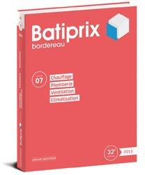 Souvent acheté avec Batiprix 2015 Volume 6, le Batiprix 2015 Volume 7