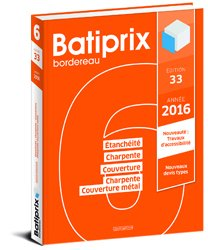 Souvent acheté avec Batiprix 2016 Volume 7, le Batiprix 2016 Volume 6