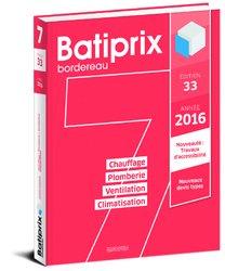 Souvent acheté avec Batiprix 2016 Volume 5, le Batiprix 2016 Volume 7