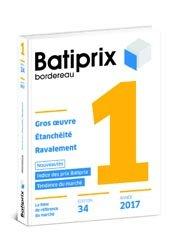 Souvent acheté avec Batiprix 2017 Volume 5, le Batiprix 2017 Volume 1