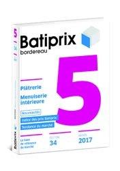 Souvent acheté avec Batiprix 2017 Volume 1, le Batiprix 2017 Volume 5