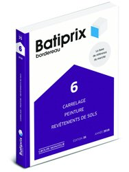 Batiprix 2018 Volume 6