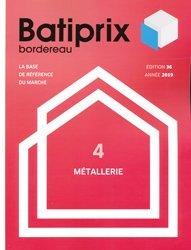 Dernières parutions dans Batiprix, Batiprix 2019 Volume 4