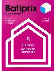 Souvent acheté avec Batiprix 2019 Volume 6, le Batiprix 2019 Volume 5