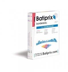 Dernières parutions dans Batiprix, Pack Batiprix Gros-oeuvre 4 volumes: 1-2-3-7