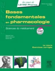 Souvent acheté avec Droit pharmaceutique, le Bases fondamentales en pharmacologie