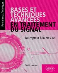 Dernières parutions sur Théorie et traitement du signal, Bases et techniques avancées en traitement du signal