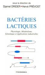 Dernières parutions sur Industrie laitière, Bactéries Lactiques