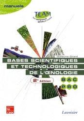 Souvent acheté avec Morphologie et anatomie de la vigne, le Bases scientifiques et technologiques de l'oenologie