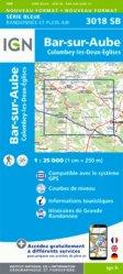 Dernières parutions dans Série bleue, Bar-sur-Aube, Colombey-les-deux-églises