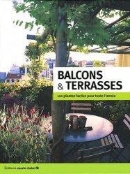 Souvent acheté avec Allées et bordures, le Balcons & terrasses