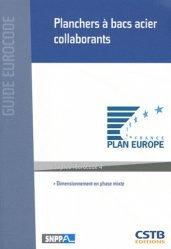 Dernières parutions dans Guide Eurocode, Bacs acier pour planchers collaborants