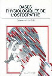 Souvent acheté avec Biomécanique et gymnastique du cheval, le Bases Physiologiques de l'Ostéopathie