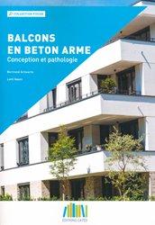 Souvent acheté avec Emile Aillaud, le Balcons en béton armé - Conception et pathologie