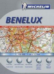 Dernières parutions sur Atlas routiers monde, Benelux. Atlas routier et touristique 1/150 000