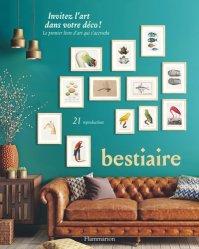 Dernières parutions dans Accrochage, Bestiaire. 21 reproductions