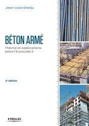 Dernières parutions sur Construction béton, Béton armé