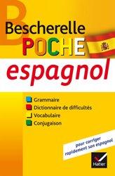 Dernières parutions dans Bescherelle langues, Bescherelle Espagnol Poche