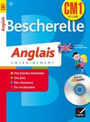 Dernières parutions dans Bescherelle langues, Bescherelle Anglais CM1 avec un CD Audio