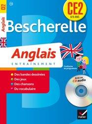 Dernières parutions sur CE2, Bescherelle Anglais CE2