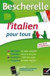 Dernières parutions dans Bescherelle langues, Bescherelle L'Italien pour Tous