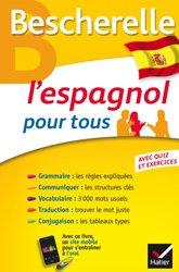 Dernières parutions dans Bescherelle langues, Bescherelle L'Espagnol pour Tous
