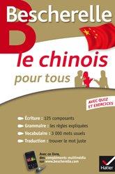 Dernières parutions dans Bescherelle langues, Bescherelle Le chinois pour Tous