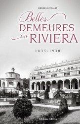 Nouvelle édition Belles demeures en Riviera