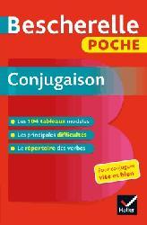 Dernières parutions dans Bescherelle références, Bescherelle poche Conjugaison