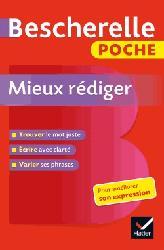 Dernières parutions sur Expression écrite, Bescherelle poche Mieux rédiger