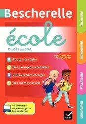 Dernières parutions sur Grammaire-Conjugaison-Orthographe, Bescherelle école