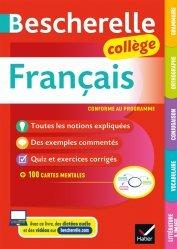 Dernières parutions sur Grammaire-Conjugaison-Orthographe, Bescherelle Français Collège (6e, 5e, 4e, 3e)