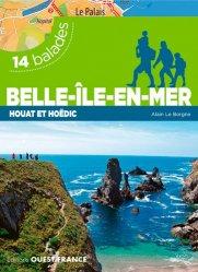 Dernières parutions dans Tourisme, Belle ile en mer - 14 balades