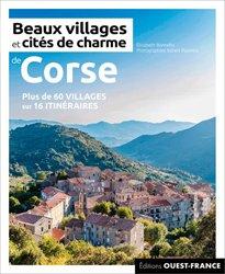 Dernières parutions sur Corse, Beaux villages et cités de charme de Corse