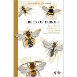 Dernières parutions sur Hyménoptères, Bees of Europe