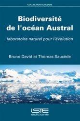 Dernières parutions sur Mers et océans, Biodiversité de l'océan Austral
