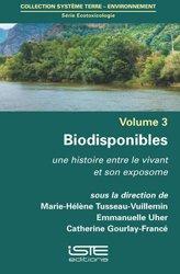 Dernières parutions dans Système Terre - Environnement, Biodisponibles
