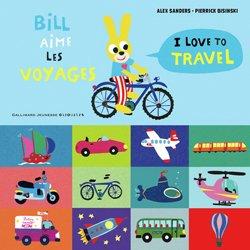 Dernières parutions sur Livres bilingues, Bill aime les voyages
