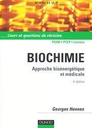 Souvent acheté avec Biochimie, le Biochimie