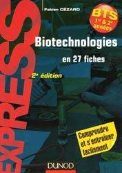 Souvent acheté avec Techniques instrumentales d'analyse chimique, le Biotechnologies en 27 fiches