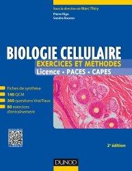 Souvent acheté avec PACES UE2 Histologie, le Biologie cellulaire - Exercices et méthodes