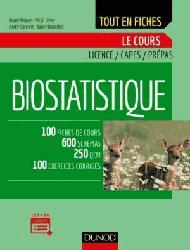 Dernières parutions sur Epidémiologie - Statistiques, Biostatistique