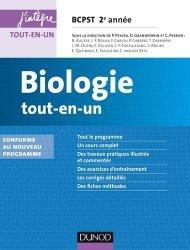 Nouvelle édition Biologie tout-en-un BCPST 2e année