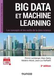 Dernières parutions dans InfoPro, Big Data et Machine Learning