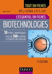 Dernières parutions sur Biotechnologies, Biotechnologies - BTS