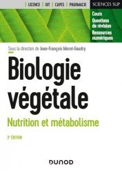 Dernières parutions sur Sciences de la Vie, Biologie végétale