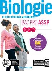 Dernières parutions sur Bac ASSP, Biologie et microbiologie appliquées 2de, 1re, Tle Bac Pro ASSP  - Pochette élève