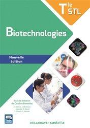 Dernières parutions sur Chimie industrielle, Biotechnologies Tle STL (2017) - Manuel élève