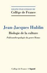 Dernières parutions dans Collège de France, Biologie de la culture